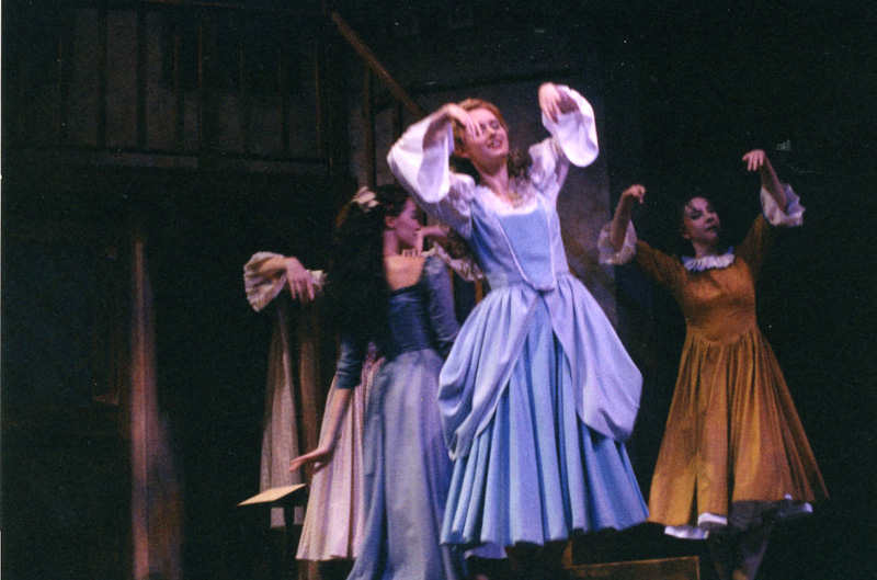Come to Me Bend to Me & Brigadoon Plot u0026 Costume Rental - Costume World Theatrical