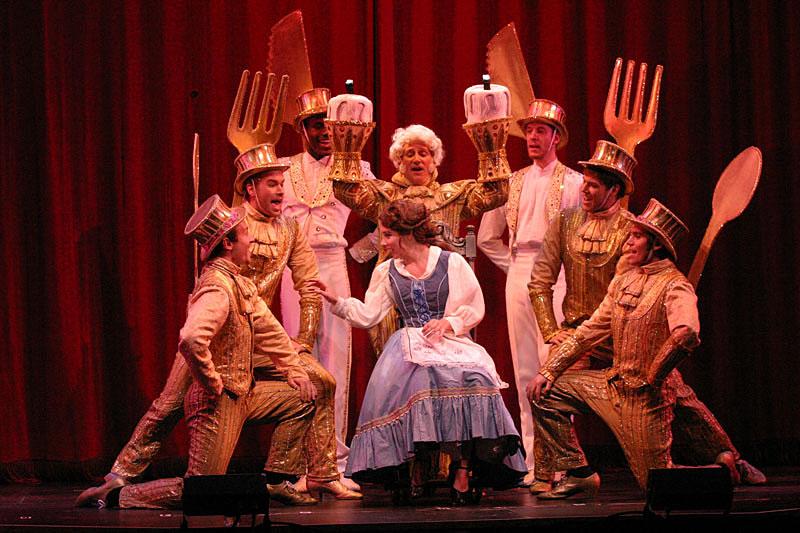 Belle Lumiere Flatware ... & Beauty and The Beast Plot u0026 Costume Rental - Costume World Theatrical