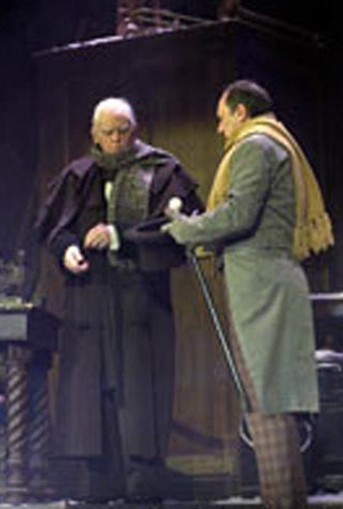 Scrooge and Cratchit  sc 1 st  Costume World Theatrical & A Christmas Carol Plot u0026 Costume Rental - Costume World Theatrical