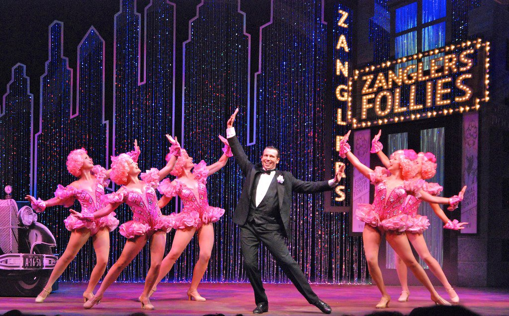 Crazy For You Plots and Photos & Costume Rental - Costume