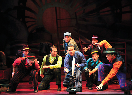 Guys and Dolls Plot &a...