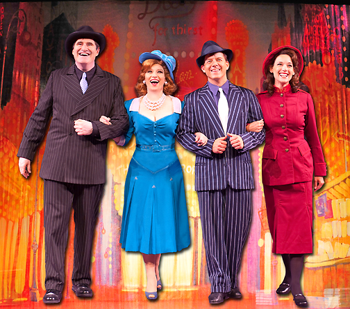Guys and Dolls Dresses