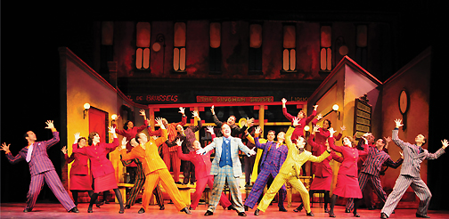 Guys And Dolls Plot Amp Costume Rental Costume World