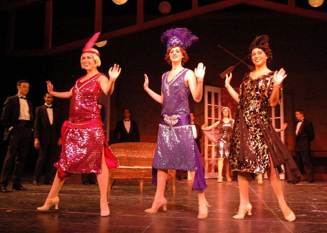No No Nanette Plot Amp Costume Rental Costume World Theatrical
