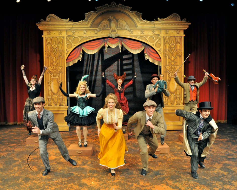 George M! Costumes - Wick Theatre
