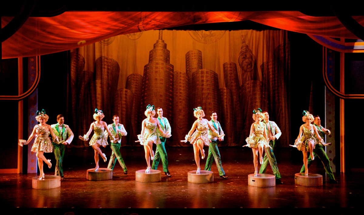 42nd Street - Theatrical Costumes